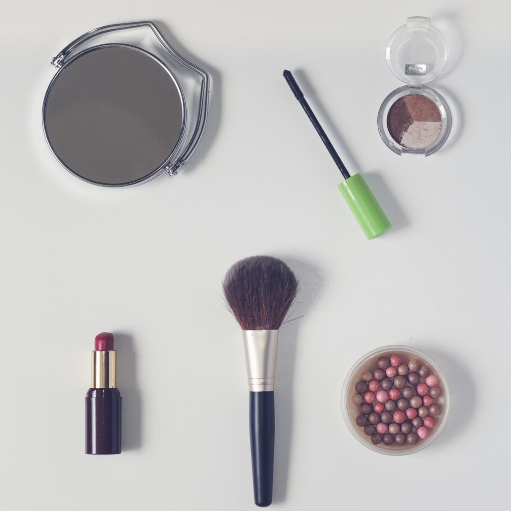 Old makeup - why waste it when you can repurpose it? - All