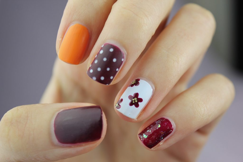 9 Acrylic Nails Designs That Will Definitely Blow Your Mind All