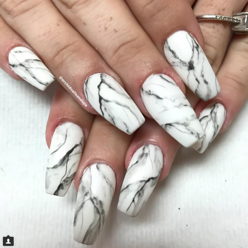 9 Acrylic Nails Designs That Will Definitely Blow Your