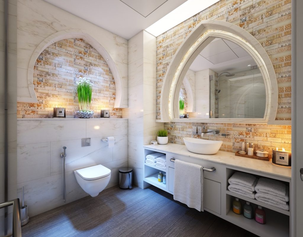 10 Diy Ideas To Improve Your Bathroom Decor All She Things