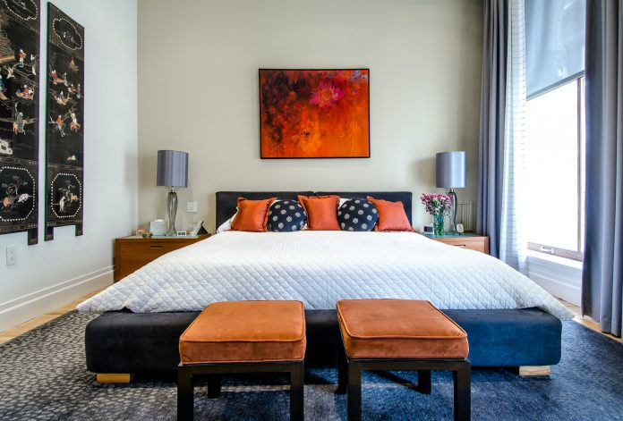5 wonderful tips on how to organize a small bedroom  all